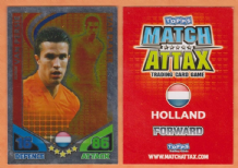 Holland Robin Van Persie Arsenal 126 Star Player